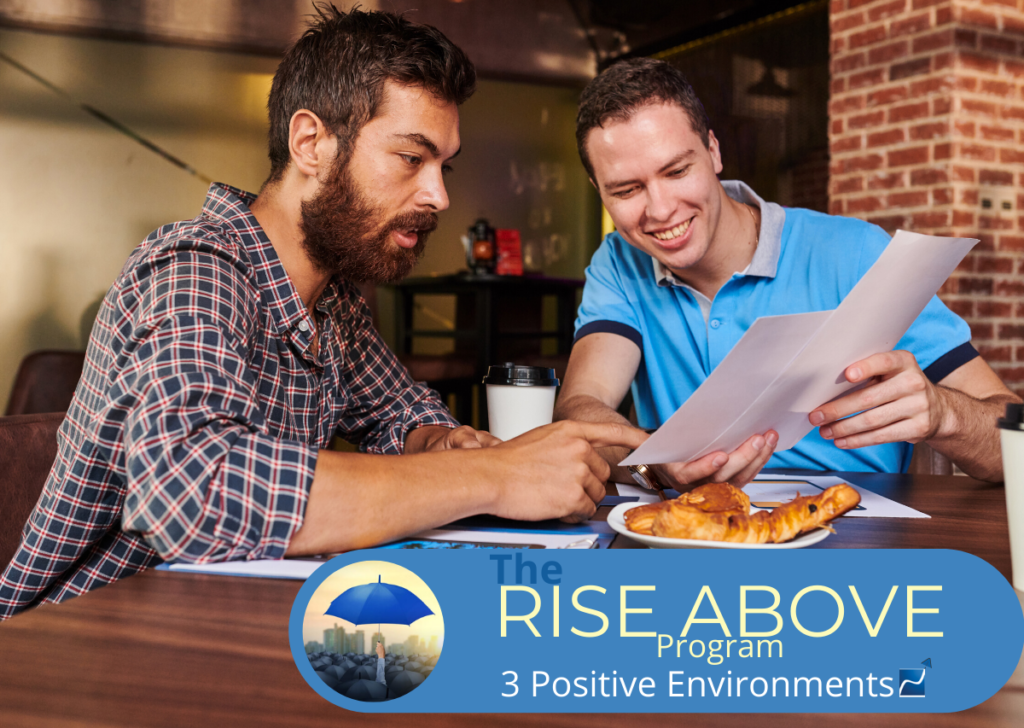 Mike Kozlik _ Rise Above Program